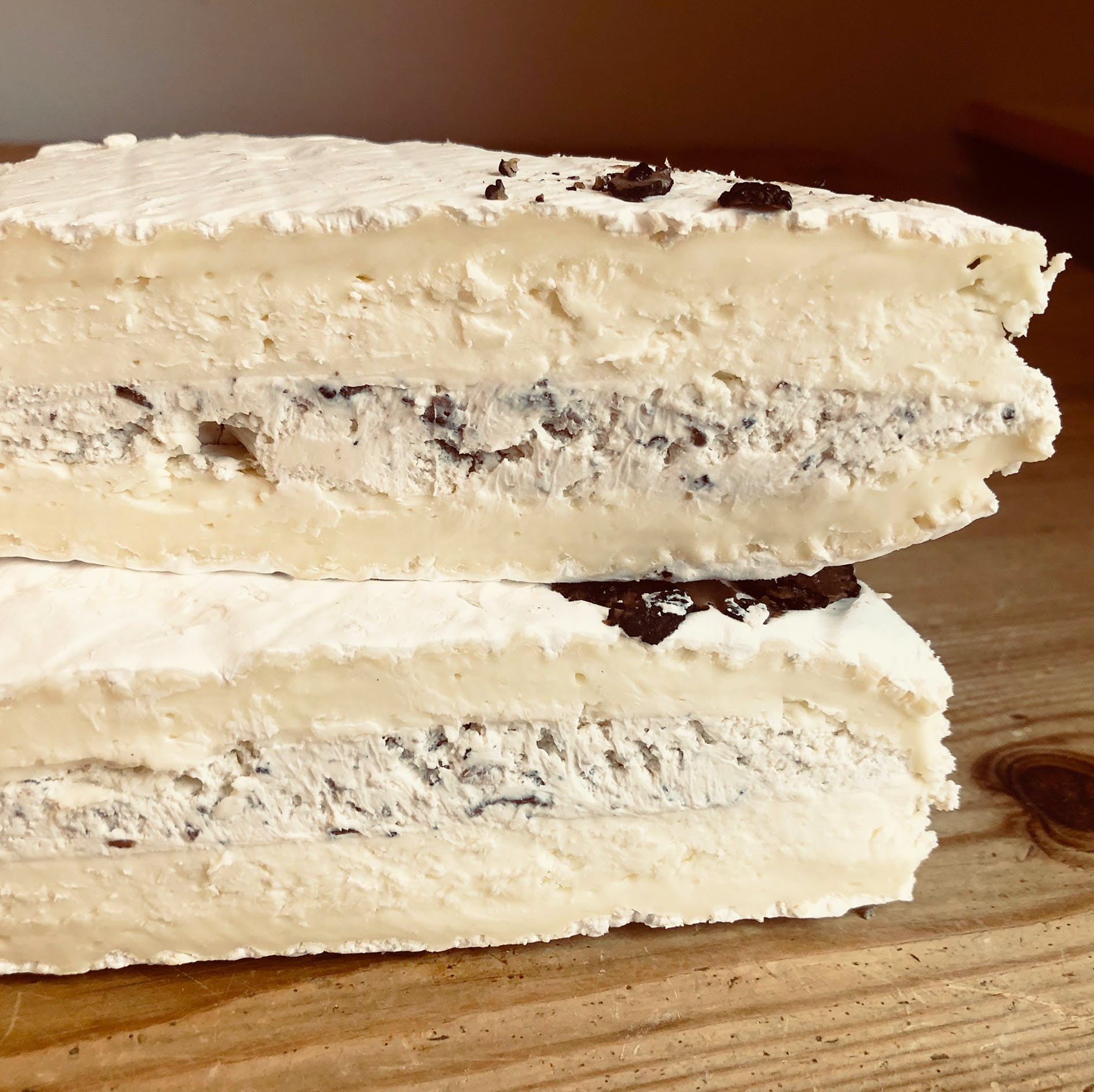 Brie with Truffle voted 10 Best Christmas Cheeses