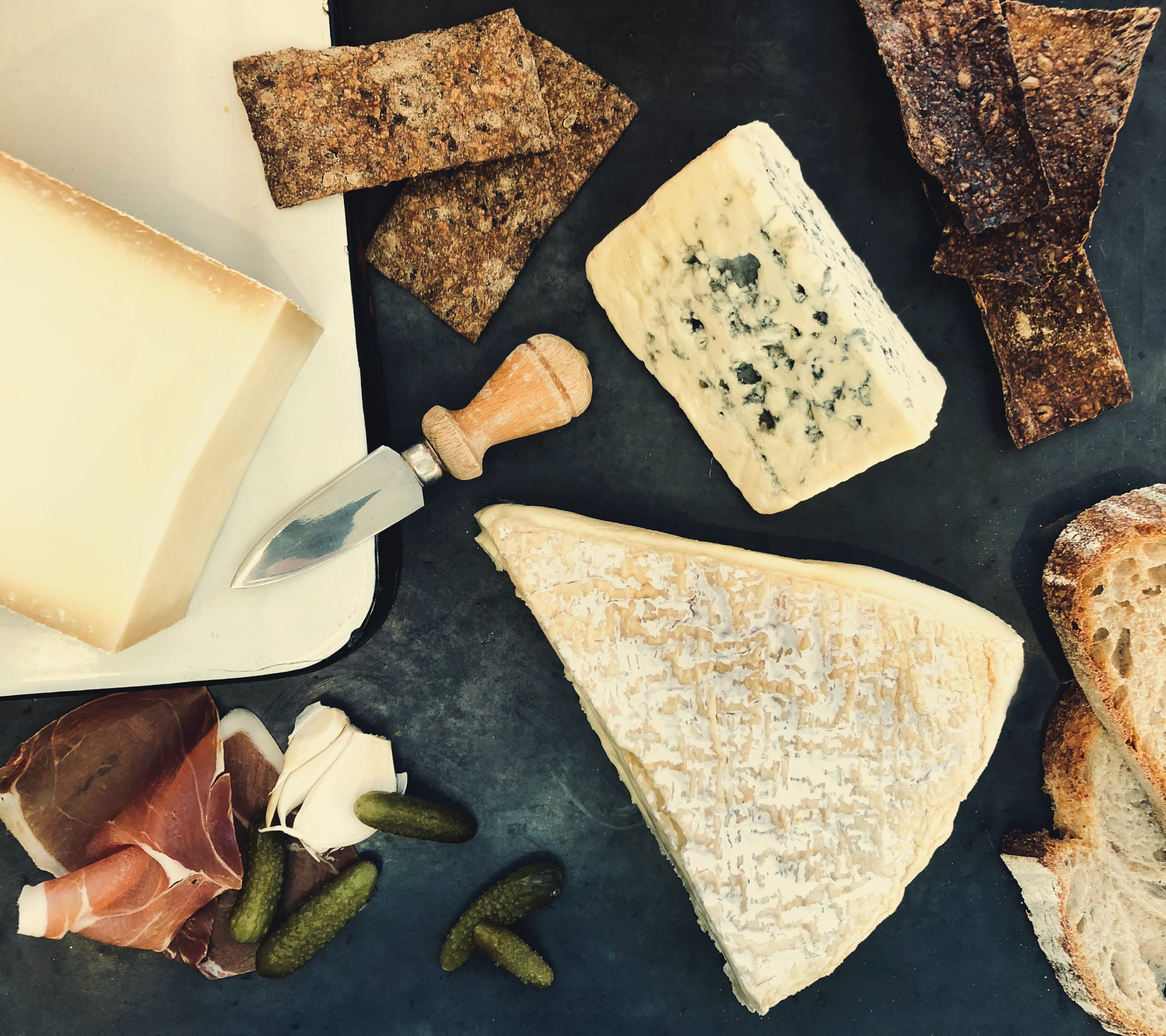 Cheese gifts - 3 Cheeses
