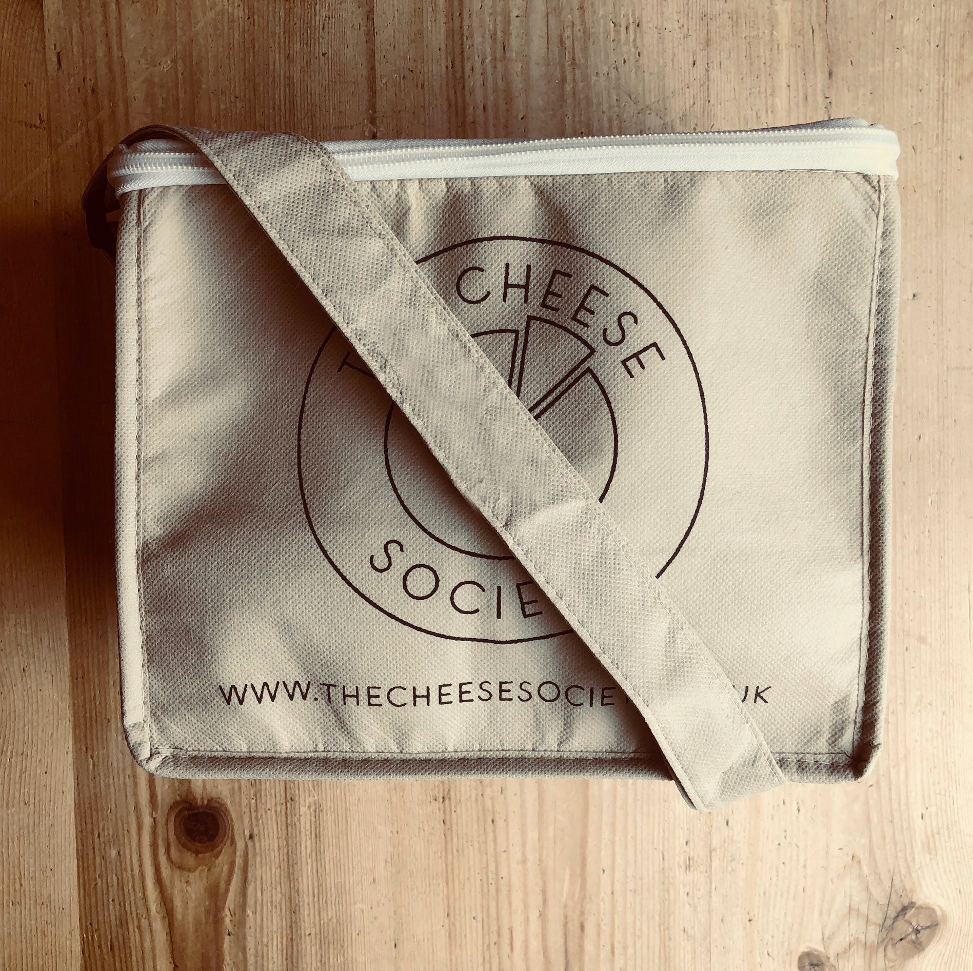 Cheese Society Cool Bag