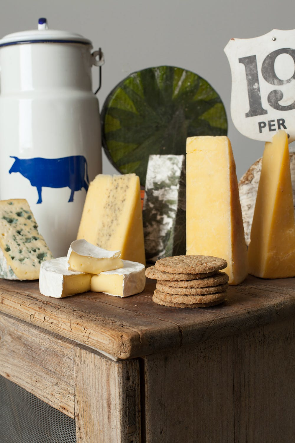 Cheese Club - Twelve months gift pack
