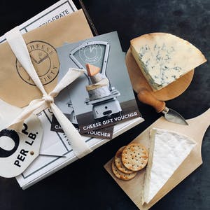 Cheese Gift Vouchers