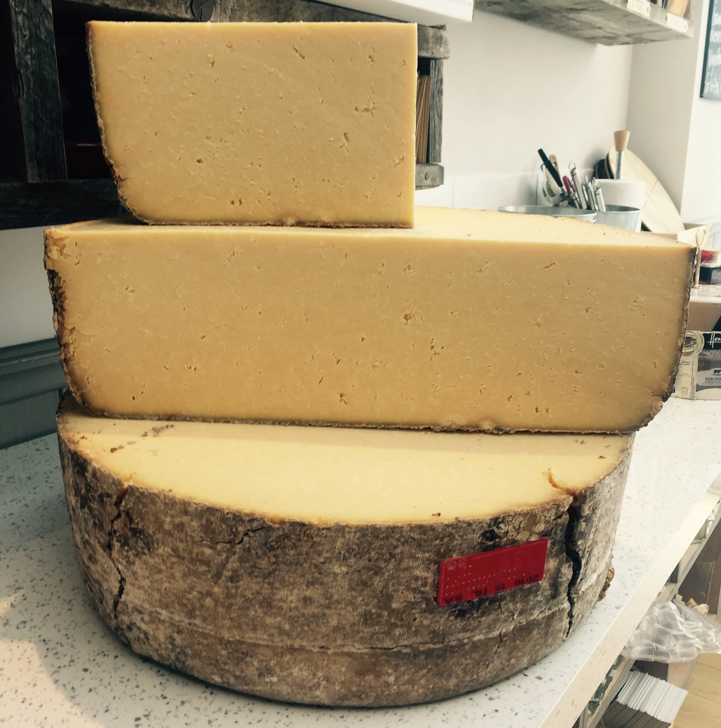 Salers AOC French Farmhouse cheese