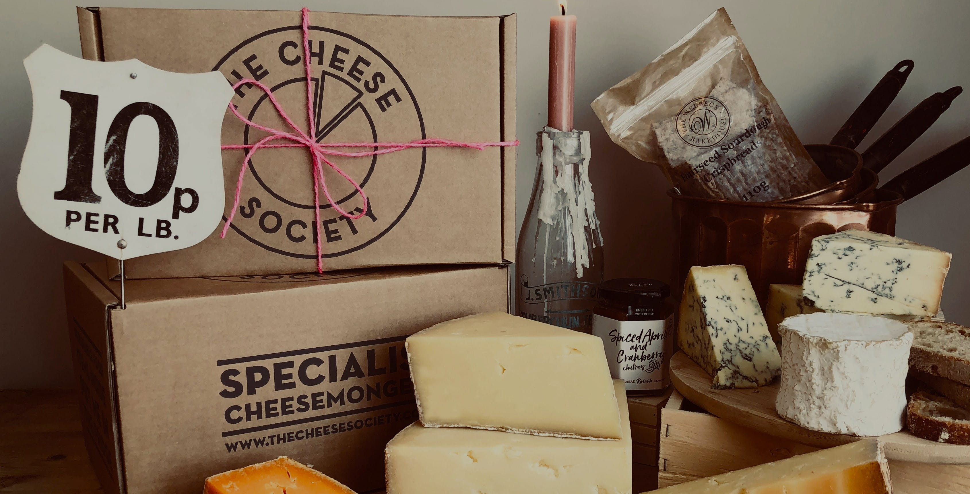 10 best Christmas Cheeses