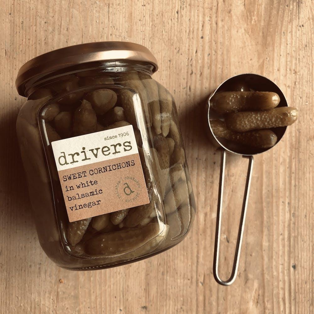 Drivers Sweet Cornichons