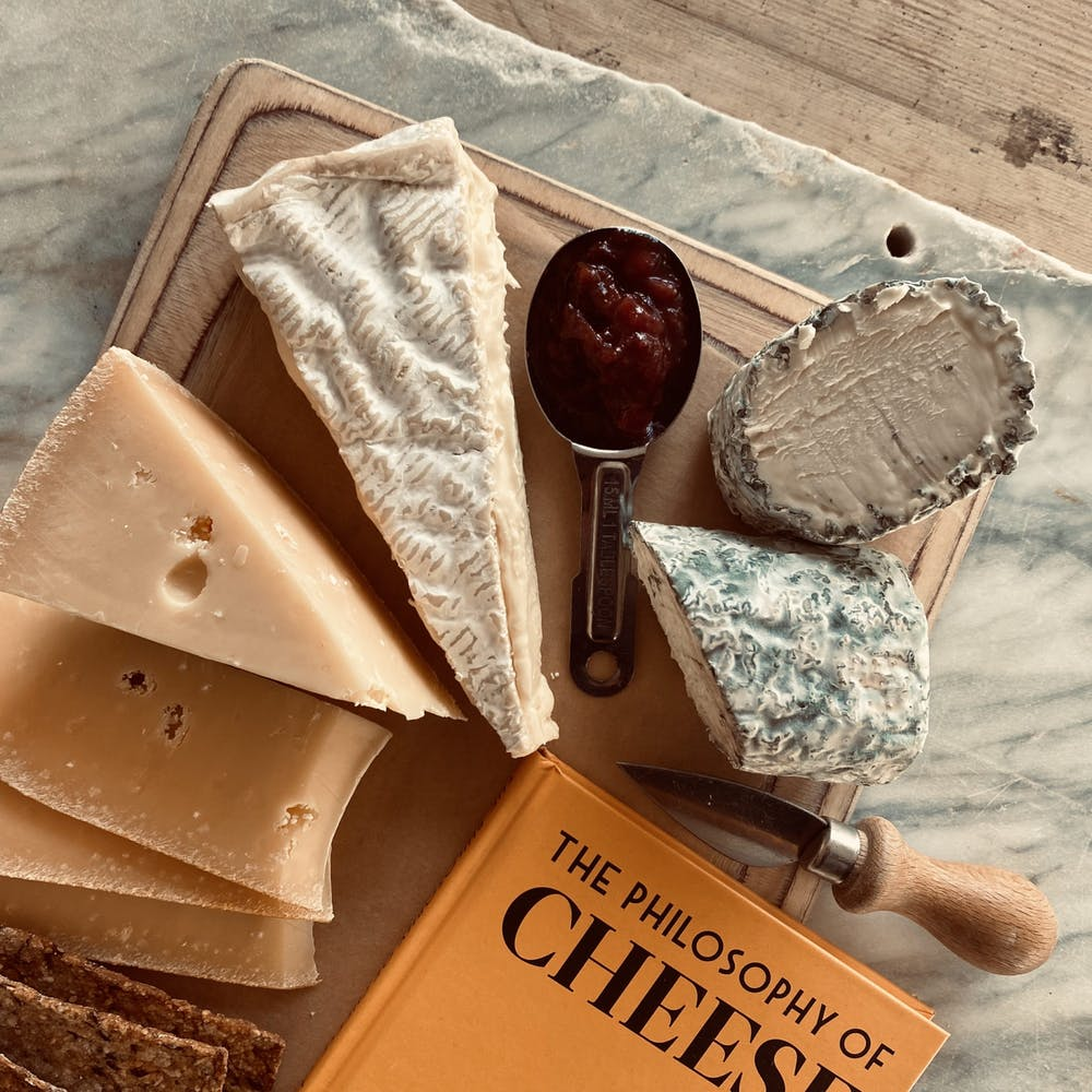 Philosophy of Cheese Gift Box