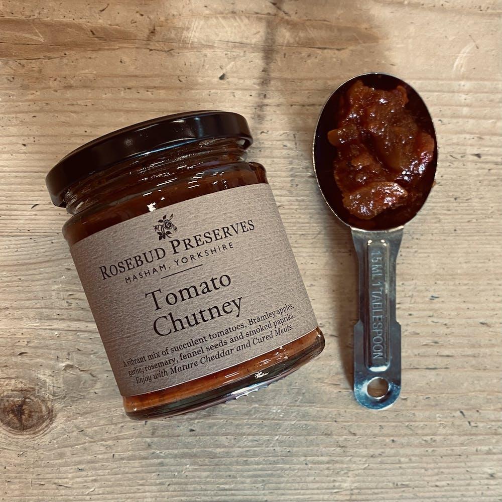 Tomato Chutney FOR CHEESE