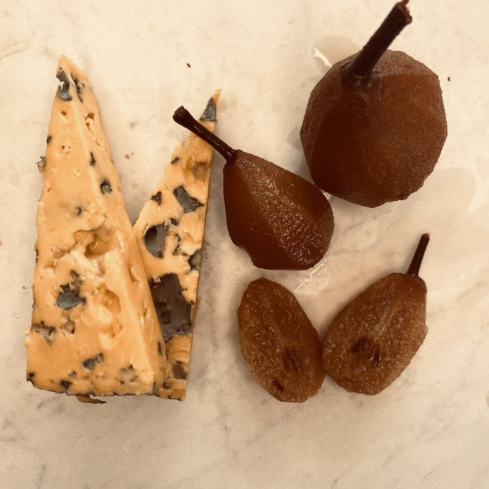 Fruits of the Forage Pickled Pears